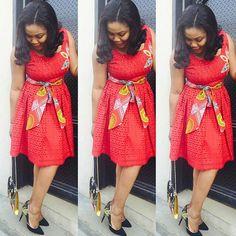 ankara dress styles 2015 - Google Search