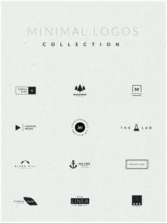 minimal-logos-collection