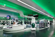 Jets/Giants store at New Meadowlands Stadium | Chute Gerdeman