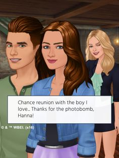 At the Grille with my crush... I see you, Hanna! #EpisodeDoesPLL http://bit.ly/PLLonEpisode http://bit.ly/EpisodeHere