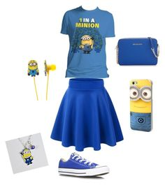 """Minion outfit"" by cherireese on Polyvore"