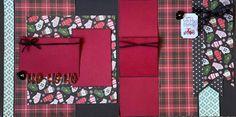 Craft Kits, Diy Kits, Card Making Kits, Christmas Diy, Card Kit, Diy Scrapbook, Diy Cards, Gift Wrapping, Layout