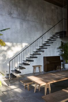 Image 4 of 25 from gallery of Thong House / NISHIZAWAARCHITECTS. Photograph by Hiroyuki Oki