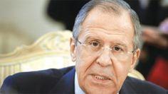 Lavrov: Batı'nın amacı Rusya'da rejimi devirmek