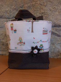 Lancheira/Sacola/Lunch Bag