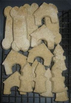 Top 10 Homemade Dog Treat Recipes There's even a recipe for making jerky!