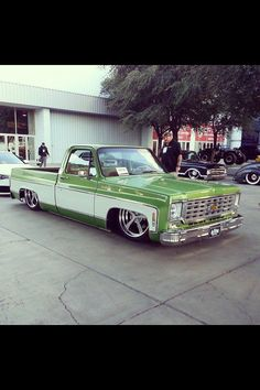 Chevrolet pickup from TV series Fast and Loud