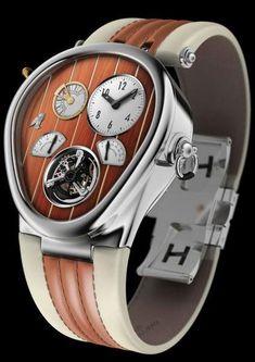 Wow!  Bacana, esse relógio masculino...