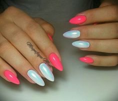 Would be PERFECT IF  A SQUARE SHAPE & WINTER CAMO ON THE WHITE NAILS!!