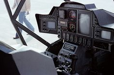 Cockpit of Blue Thunder helicopter. Tandem, Gi Joe, Mechanical Engineering Design, Airbus Helicopters, Spaceship Design, Futuristic City, Military Equipment, Sci Fi Fantasy, Cars