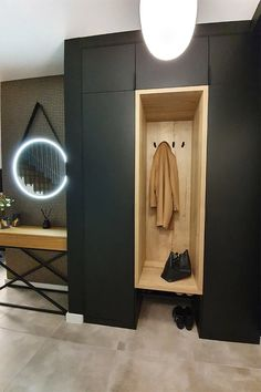 Modern Home Interior Design, Home Room Design, Home Design Decor, Bathroom Interior Design, House Design, Home Entrance Decor, House Entrance, Casa Top, Flur Design