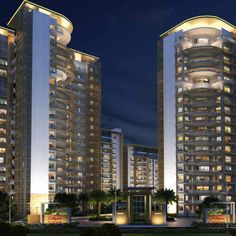 Indiabulls Enigma Township is a residential revelation in Gurgaon with acres of themed landscapes sprawling around buildings. It offers the Luxury 4 and 5 BHK Apartments and Penthouses with the floor plan size from 3350 to 6790 sq. Penthouses, Luxury Apartments, Empire State Building, Acre, Skyscraper, Buildings, Landscapes, Multi Story Building, Floor Plans