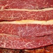Beef and Game Biltong Recipe - South African Magazine Filipino Chicken Barbecue Recipe, Barbecue Chicken, Barbecue Recipes, Venison, Beef, Biltong, Chicken Recipes, Chicken Meals, South African Recipes