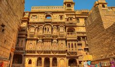 Did you ever seen Havelis? Patwon ki Haveli is one of the largest havelis in Rajasthan. It is the cluster of five small hevelis. So, plan your trip to Jaisalmer and explore the old havelis.