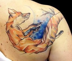 Tattoo Artist - Marie Kraus - Animal tattoo