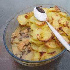 Légèreté & Gourmandises: Poulet au cidre et pommes de terre (10 PP)