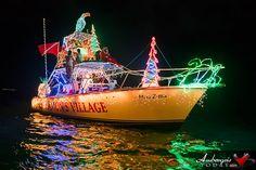 Christmas Lights at Sea Brighten San Pedro Holiday Boat Parade
