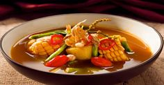 "Sayur Asam "" Vegetable Acid "" From Jakarta Indonesia 