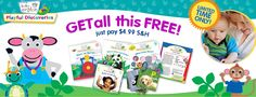 HUGE Baby Einstein Package For FREE - Just Pay $4.99 Shipping Has Been Extended Through Tomorrow - FreebiesForACause.com