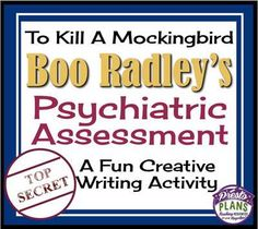 essay boo radley kill a mockingbird