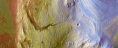 Curiosity si avvicinerà all'acqua di Marte. Ma la osserverà da lontano per non contaminarla