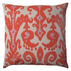 I pinned this Firefly Floor Pillow from the Global Inspiration event at Joss and Main!