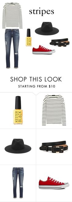 """""""classic colors"""" by longwindeddream ❤ liked on Polyvore featuring moda, J.Crew, rag & bone, AG Adriano Goldschmied e Converse"""