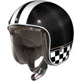 X-Lite X-201 Ultra Carbon Helmet Willow Springs carbon.Retro look helmet, which affords superb fit and comfort. The Ultra carbon shell is made of an Ultralight carbon fibre composite.    Technical fe...