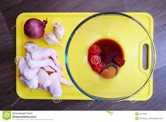 Chicken Wings Marinade - Download From Over 56 Million High Quality Stock Photos, Images, Vectors. Sign up for FREE today. Image: 85776581