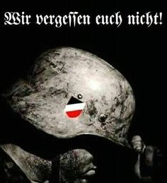 '' modern Graphics on the cult of German soldiers