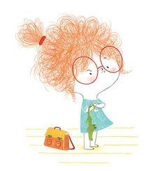 Ideas for cute children illustration ideas Art And Illustration, Illustration Mignonne, Character Illustration, Art Mignon, Anime, Doodle Art, Cute Drawings, Cute Art, Painting & Drawing