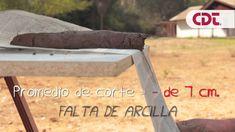 Manual de Terreno Tierra Cruda (CDT) - Ensayo de Plasticidad