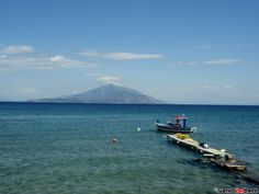 Ireon Samos View to Turkey