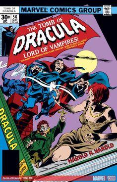 Tomb of Dracula (1972 - 1979)   Marvel.com