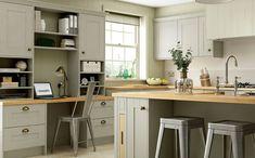 Tiverton Sage Green Kitchen | Wickes.co.uk