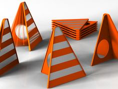 Kerry Traffic Cone by OMC
