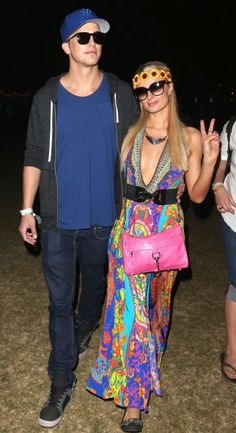 Paris Hilton defines bad Coachella fashion at 2013 festival