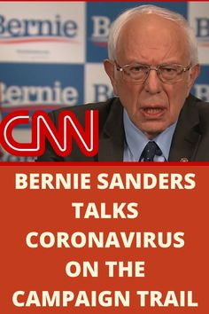 CNN's Jake Tapper talks to Democratic presidential candidate Sen. Bernie Sanders about the importance of winning Michigan, coronavirus on the campaign trail and his recent endorsement by Reverend Jesse Jackson.