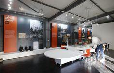 MUSEUM design: Discovery Centre, Alston.  Designed by Ward Robinson Ltd