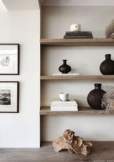 42 Minimalist Home Interior Design Ideas. Minimalist home design, with very little and simple furniture, has impressed many people. Modern House Design, Modern Interior Design, Minimal Home Design, Natural Modern Interior, Interior Styling, Minimal Decor, Interior Office, Design Interiors, Modern Luxury