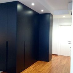 #Wardrobe#wood#design#interiordesign#black