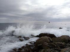 Plouhinec, Finistère, Bretagne, France Niagara Falls, Brittany, Waves, Nature, Brittany France, Naturaleza, Ocean Waves, Nature Illustration, Off Grid