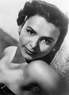Lena Horne close up