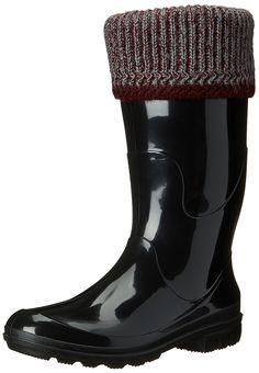Kamik Women's Lancaster Insulated Rain Boot ** Special boots just for you. See it now! : Rain boots
