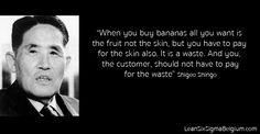 Shigeo Shingo quotes