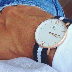Dw Unisex Combine Watch
