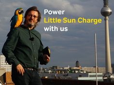 Little Sun is raising funds for Little Sun Charge: a solar phone charger by Olafur Eliasson on Kickstarter! Little Sun Charge is a high-performance solar phone charger and light designed by artist Olafur Eliasson and engineer Frederik Ottesen.