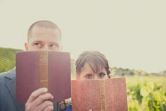 #books  Photography: Jason & Anna Photography