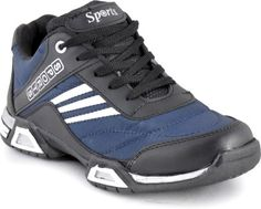 Foot n Style FS476 Running Shoes On LooksGud.in  #Foot n Style, #Black, #Laceup