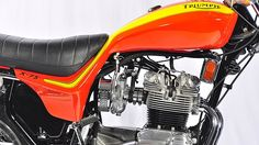 1973 Triumph Hurricane X75 750 CC, 4-Speed presented as lot T50 at Indianapolis, IN 2015 - image2